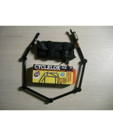 Cycle-Lock 6-Arm Slot