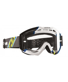 Jopa Venom II Graphic Black/White/Blue/Fluo Yellow